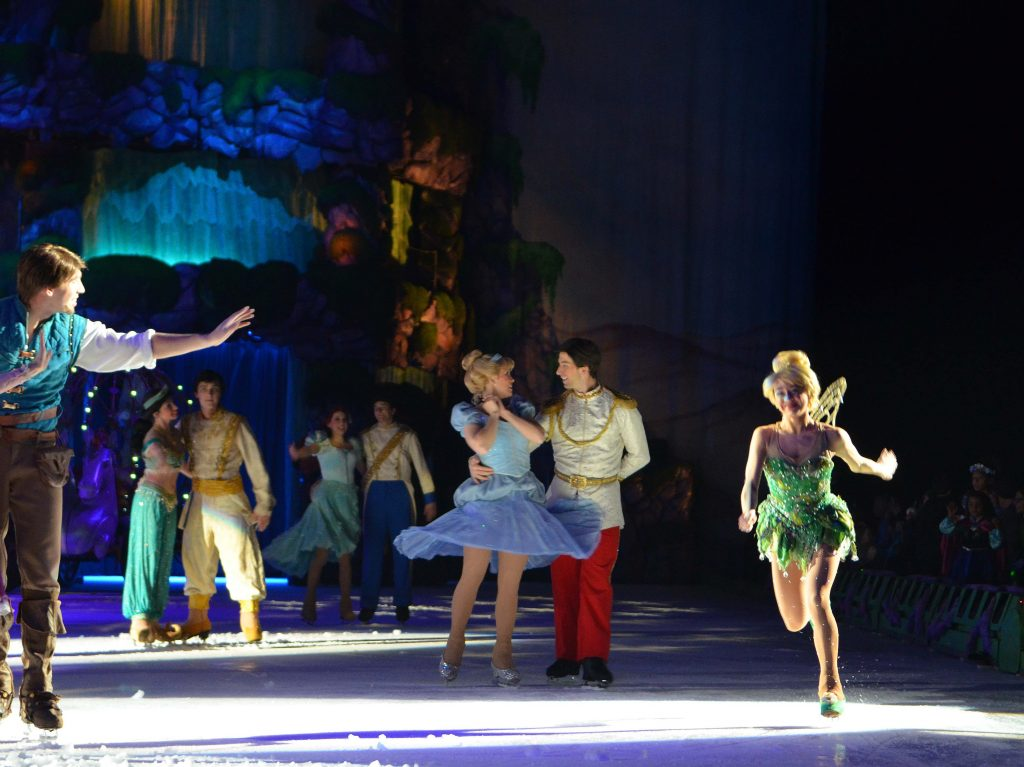 Disney on Ice: Pros & Cons of Working in This Industry