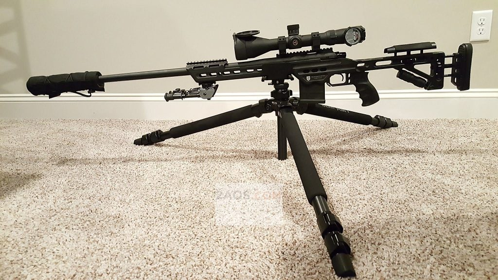 Long Range Scope- Keeps You Focused On The Target