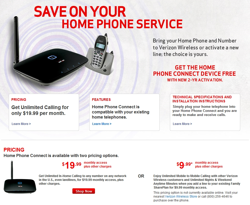 Review of Verizon Wireless Service